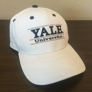 Yale Bulldogs The Game SNAP BACK Adjustable Hat!